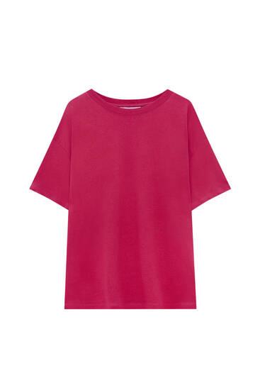 Camiseta oversize básica