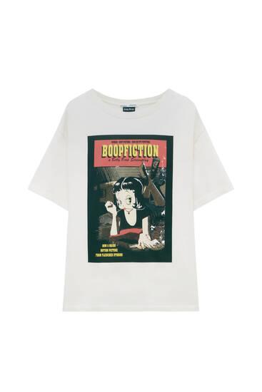 Betty Boop Boopfiction T-shirt