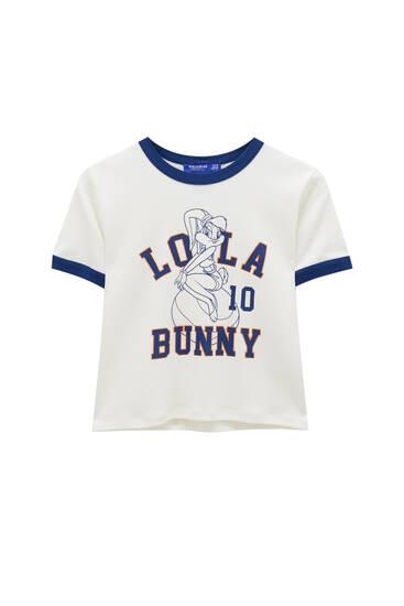 Space Jam Lola Bunny T-shirt