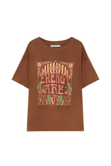 T-shirt «Energy are we»