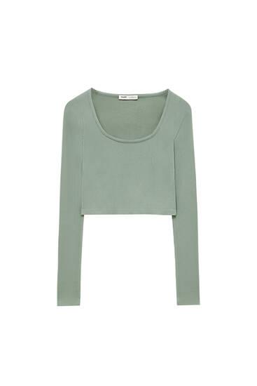 Basic comfort fit T-shirt