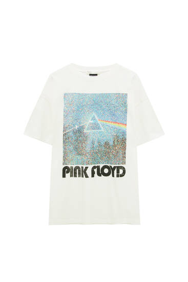 Pink Floyd T-shirt with photo print