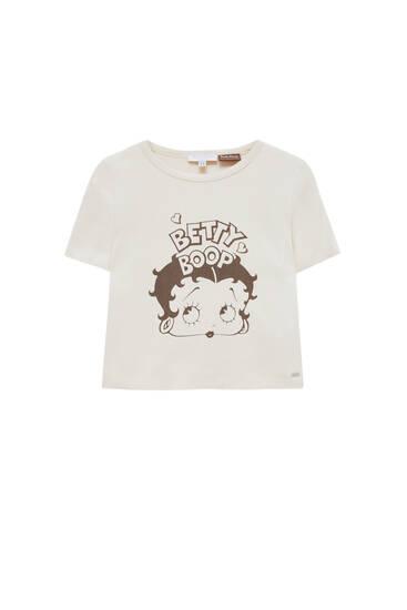Betty Boop heart t-shirt