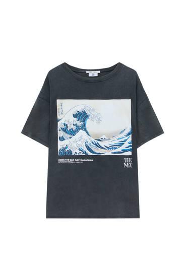 """The great wave of Kanagawa"