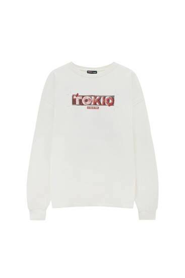 """Money Heist x Pull&Bear """"Tokio"""" T-shirt"""