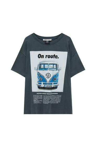 Volkswagen ad T-shirt