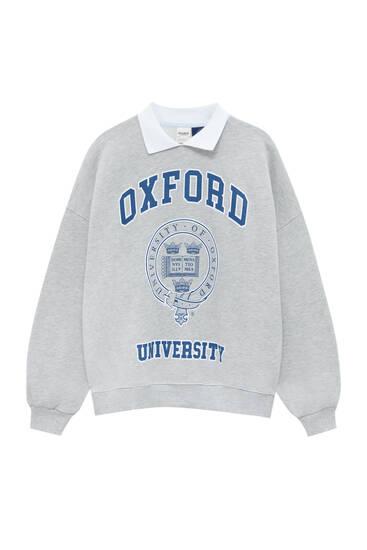 Sweat Oxford universitaire