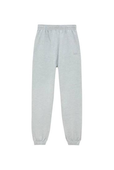 Basic fleece joggers