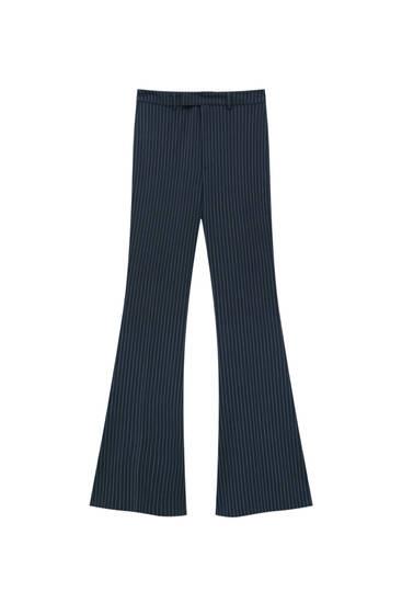 Υφασμάτινο παντελόνι καμπάνα