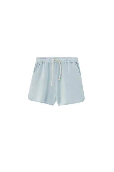 Short básico cintura elástica