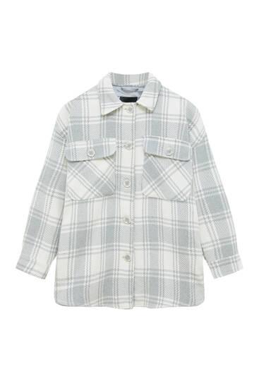 Lightweight overshirt