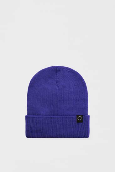 Basic Beanie-Mütze, verschiedene Farben