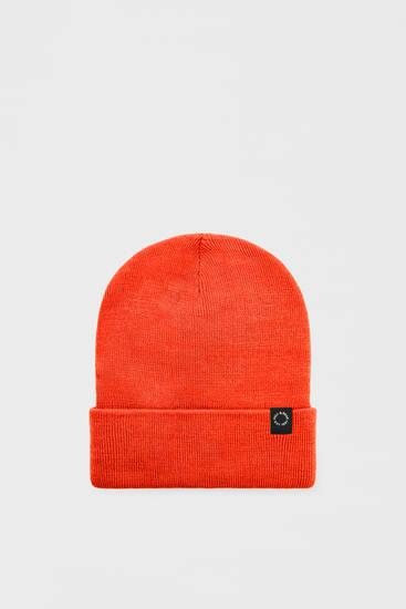 Базовая цветная шапка-бини