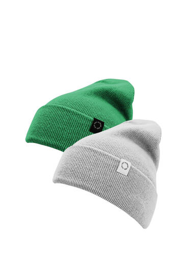Pack of beanie hats