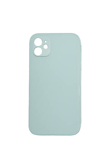 Two-texture smartphone case