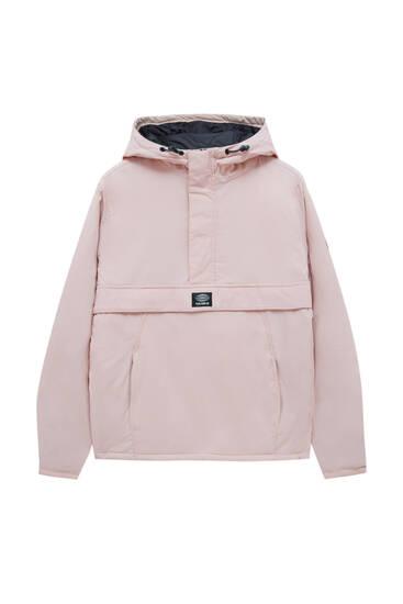 Basic pouch pocket jacket