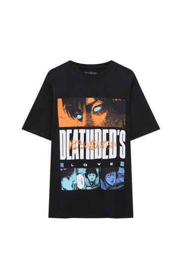 Shirt Junji Ito Lovesick dead