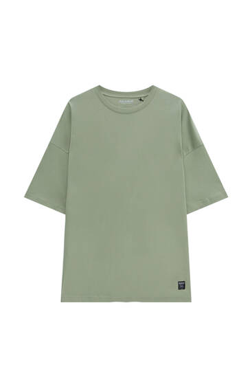 Loose-fit basic T-shirt