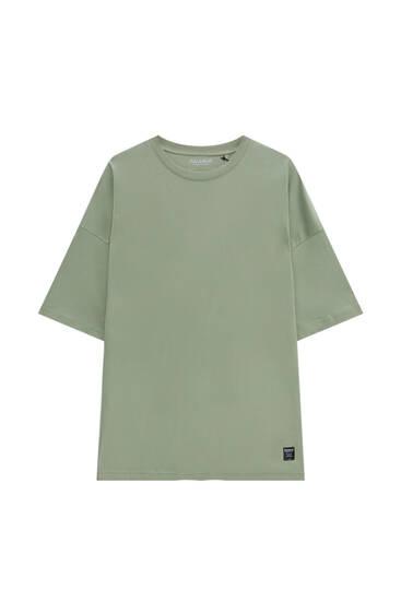 Μπλούζα loose fit basic