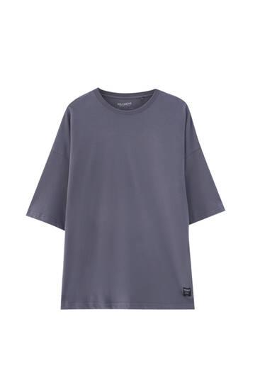 Basic-Shirt im Loose-Fit
