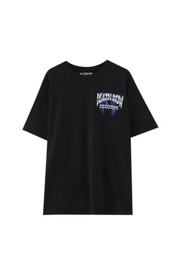 Black Death Row T-shirt