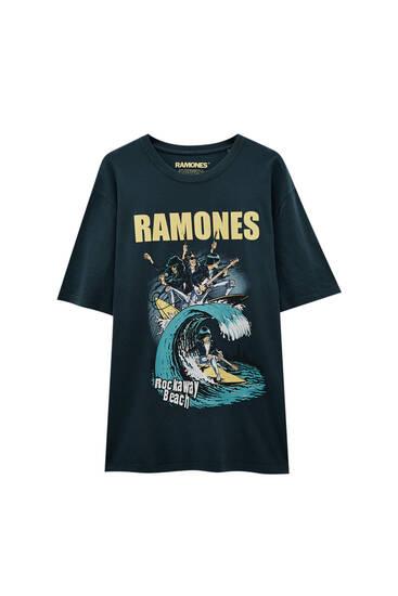 Black Ramones T-shirt