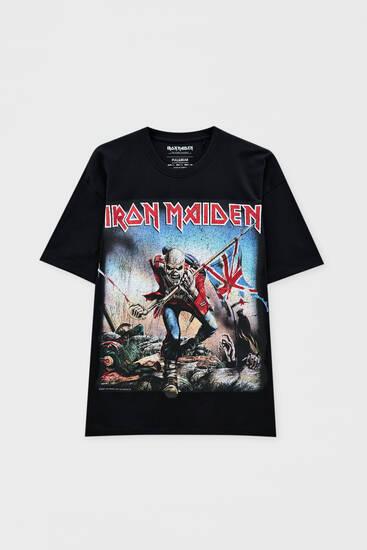 Футболка Iron Maiden «The Trooper»