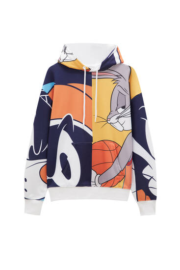 Sweat Space Jam personnages