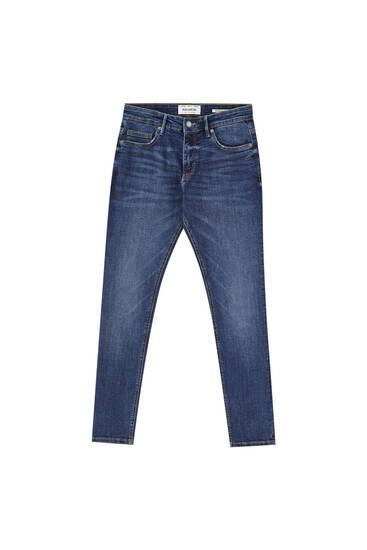 Сині джинси-суперскіні