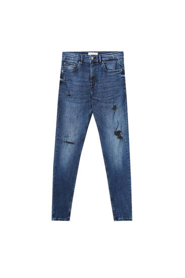 Super skinny jeans - contain recycled cotton