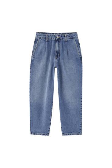 Jeans balloon pinzas