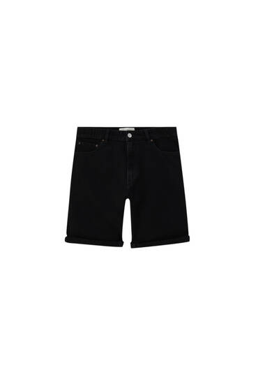 Jeans-Bermudashorts im Lightweight-Fit