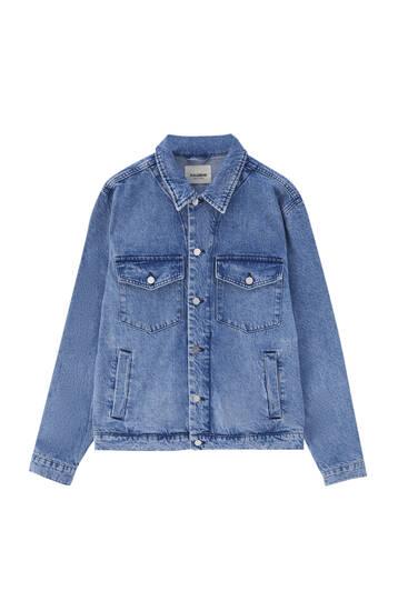 Джинсова куртка найвищої якості