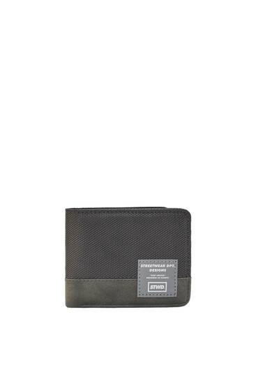 Novčanik sa sivim blokovima