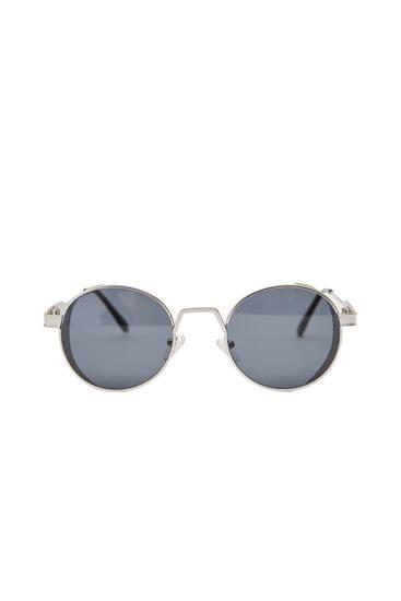 Dark lens sunglasses