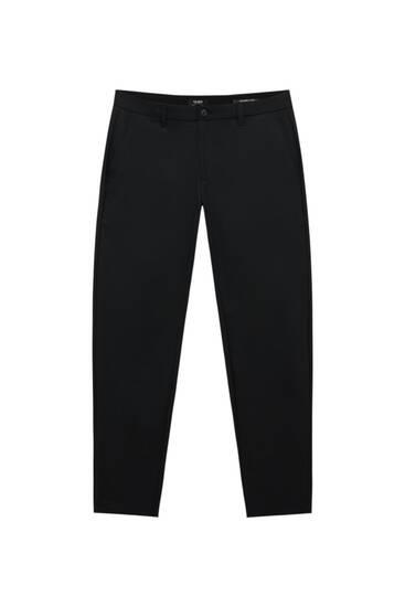 Завужені штани-скінні зручного крою