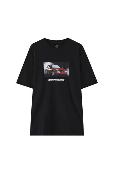 Red Volkswagen Corrado T-shirt