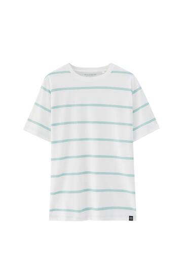 Basic striped T-shirt