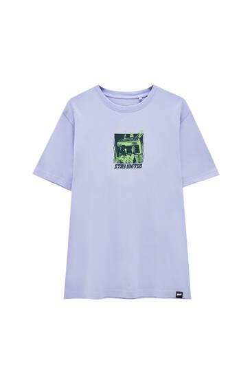 Camiseta lima Stay United