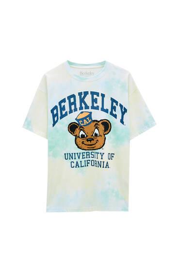 Berkeley tie-dye T-shirt