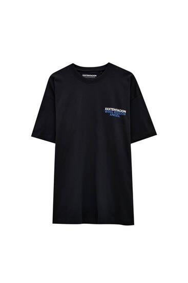 Crna majica XXXTentacion