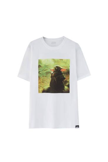 White The Child T-shirt