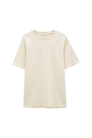Базова футболка з круглим коміром