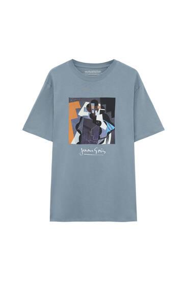 Shirt Juan Gris