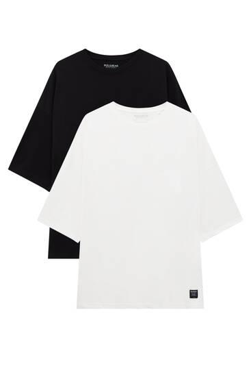Σετ με μπλούζες oversize