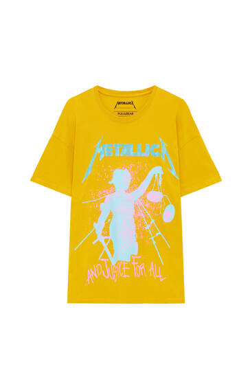 """T-Shirt Metallica """"...And Justice for All"""""""