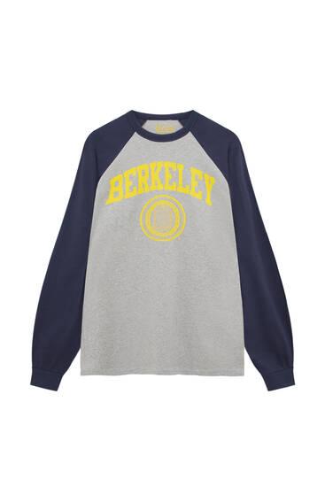T-Shirt Berkeley mit Raglanärmeln