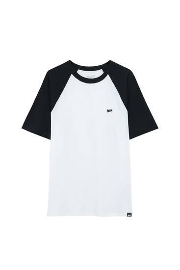 Raglan sleeve STWD T-shirt