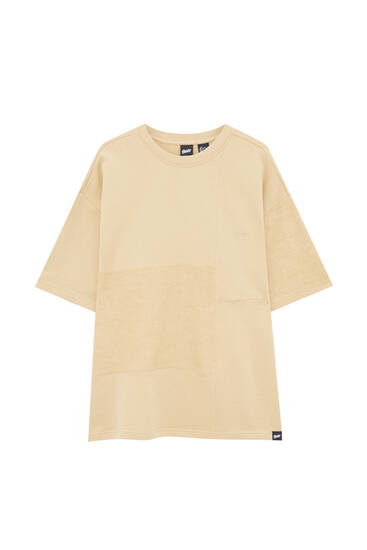 Basic block T-shirt