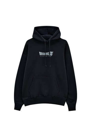 Black Dragon Ball hoodie